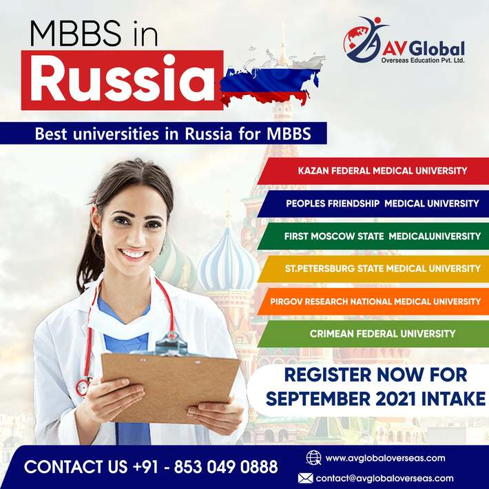 MBBS in Russia and medical universities in Russia