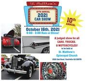 10th Annual St. Matthews 2021 Car Show