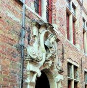 Photo prise à Bruges