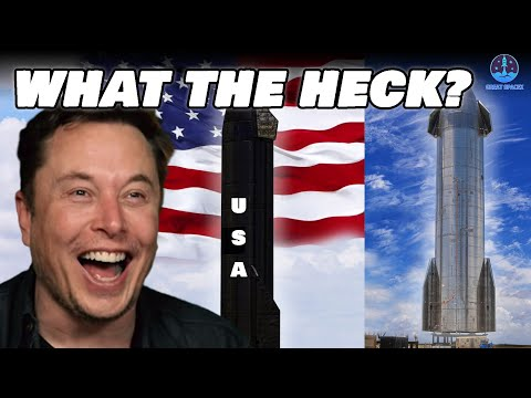HUGE NEWS!! What the heck is the Pentagon doing with Elon's Starship?