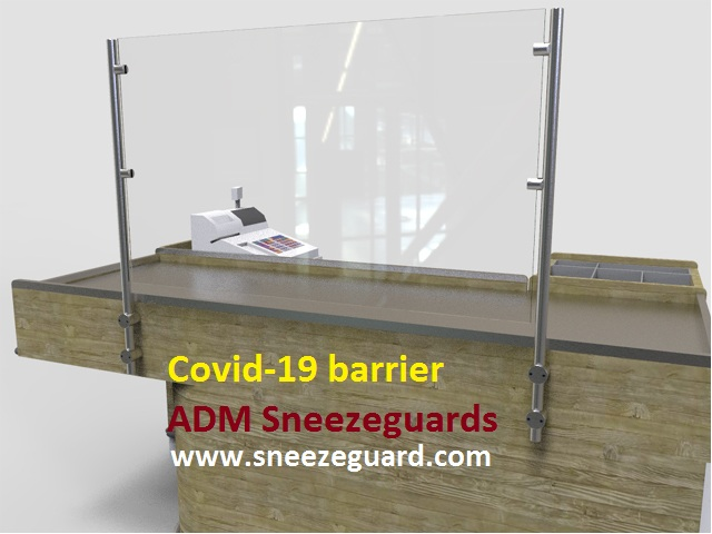 How To Protect Covid-19 barrier? ADM Sneezeguards