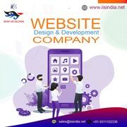 Best Website Design and Development Company in Delhi