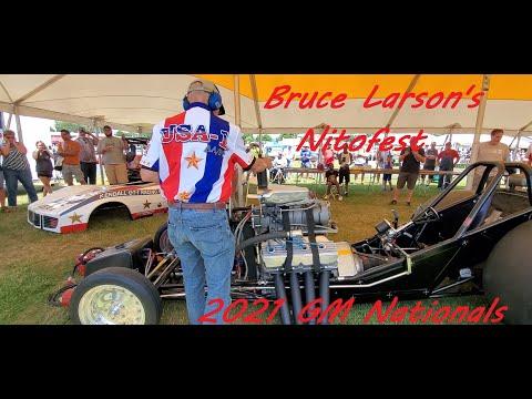 Bruce Larson's Nitrofest At the 2021 GM Nationals Carlisle