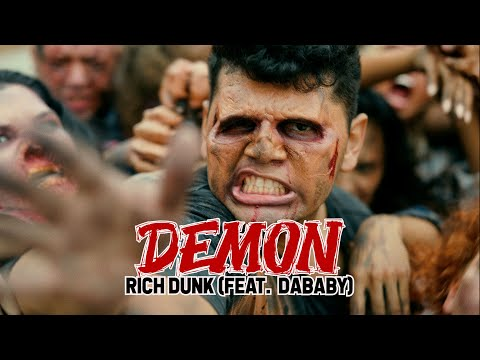 """Rich Dunk (Feat.DaBaby) - """"DEMON"""" (Official Video)"""