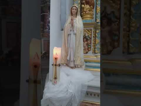 Santa Maria, Senhora da Luz e À Vossa proteção nos acolhemos
