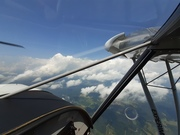 The view from 7500'