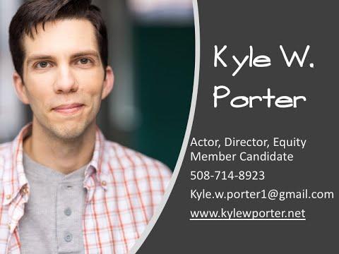Kyle W. Porter--Hotspur, Henry IV, pt. 1