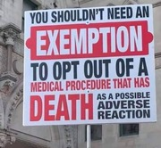 Exemption from death