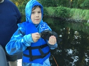 """My friend's son """"Zeke"""" Went on The Big Boat For The First Time….7/4/2021"""
