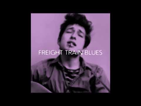 Freight Train Blues               (Trad;)                 A. D. Eker  2021