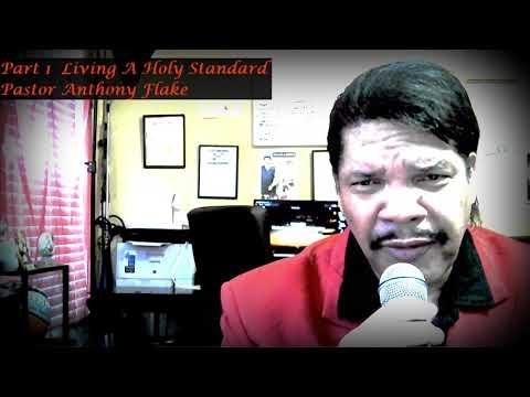 Eternal Life TV ... Living A Holy Standard Part 1 Broadcast