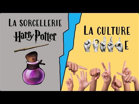 Le monde d'Harry Potter et le monde des Sourds