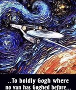 Boldly Gogh