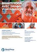 Bhakti Yoga le 8 février à Grimaud - venue de Swami Vijayananda