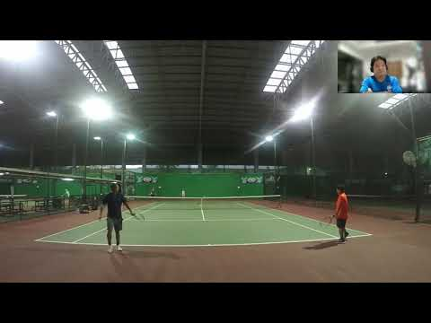 Vlog July 7--the New Forehand by Steve Koon in Practice and thoughts