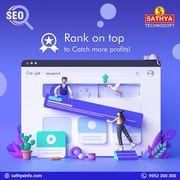 SEO Company India - Sathya Technosoft