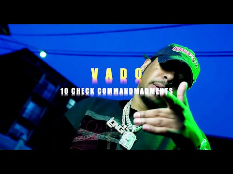 Vado - 10 Check Commandments (New Official Music Video)