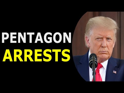 PELOSI GITMO!!! 32 GOVERNORS DETAINED AT THE PENTAGON