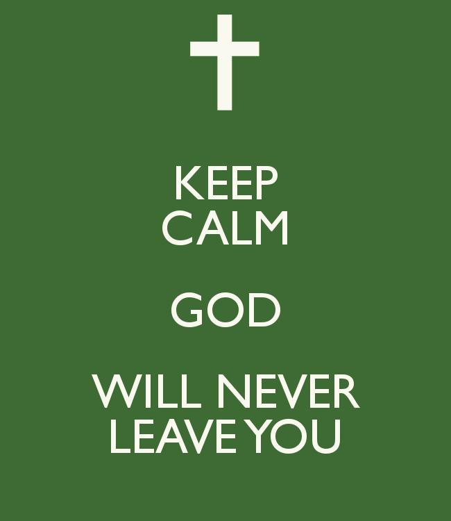 GodWillNeverLeave