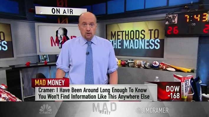 How Cramer Picks A Stock _ Mad Money _ CNBC