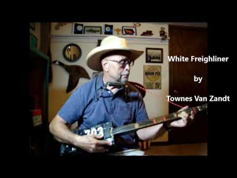 White Freight Liner