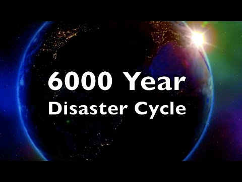 6000 Year Disaster Cycle