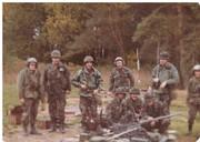 1st Sqdn 2 ACR at Grafenworh July 1982