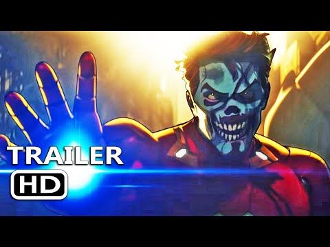 MARVEL'S WHAT IF...? Official Trailer 2 (2021)