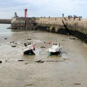 bateaux en rade