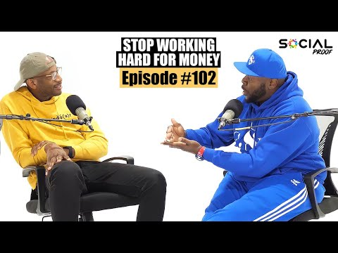 STOP Working HARD for Money  w/ Ash Cash