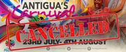 Antigua Carnival 2021 - CANCELLED