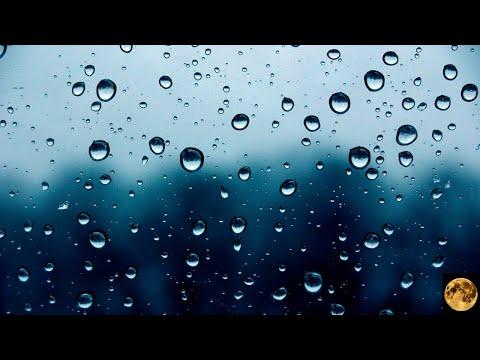 Fall Sleep Fast with Relaxing Music & Rain Sound 3 Hours+ Reduce Stress, help insomnia  #rain #sleep