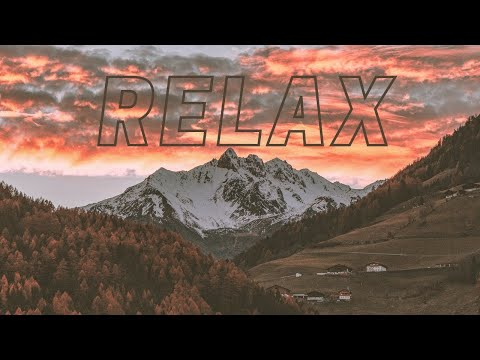 Spring • Beautiful Relaxing Music with Flute and Gentle Rain Sound. Great help for Relaxing