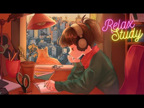 12 A.M Study Session 📚Study Music for Relaxing by Relaxing Soul