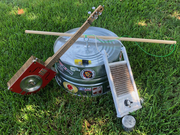 Backyard Electric Jug Band