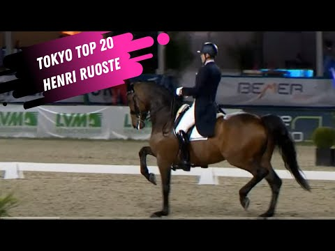 Tokyo Top 20: Henri Ruoste & Kontestro  (Fin) With Changes To Die For  In Grand Prix Freestyle
