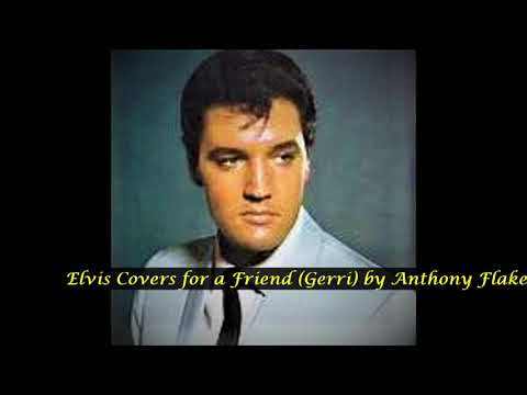 Elvis covers For A Friend