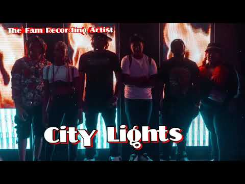 """The Fam Recording Artist """"City Lights """"Snippet"""