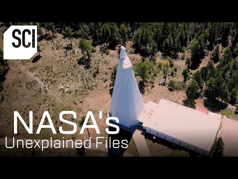 Why Did the FBI Raid This Solar Observatory?   NASA's Unexplained Files