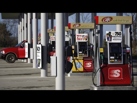 Gas Station (a collaboration from 11 years ago)