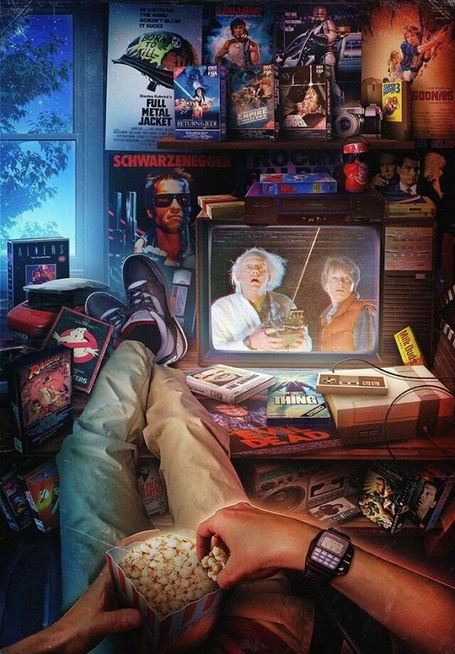 Art of the 80's