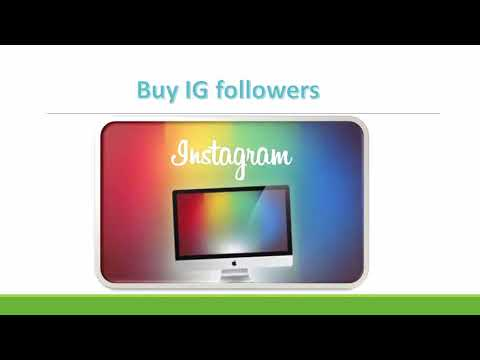 The Best Places To Buy Instagram Followers