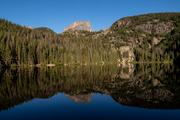 Bear Lake and Hallett's Peak