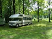 Jonh's camping spot