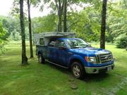 Bill's camping spot