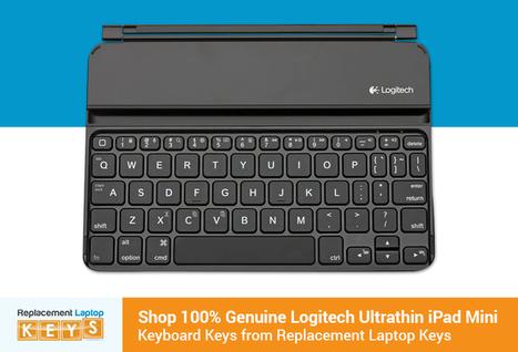 Shop 100% Genuine Logitech Ultrathin iPad Mini Keyboard Keys from Replacement Laptop Keys
