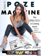 Poze Magazine Vol. 43 cover