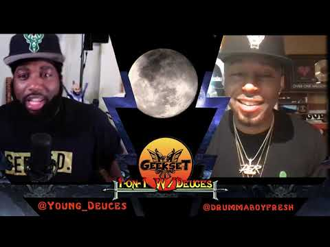 Drumma Boy talks legacy, music production, innovation & More   Sn. 4 Ep. 2   1 on 1's w/Deuces