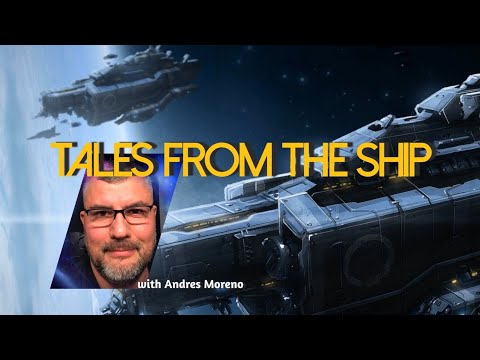 Tales from the ship with Andrés Moreno