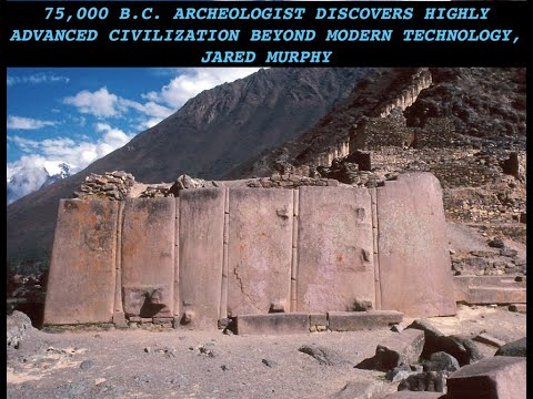 Atlantis, 75,000 B.C. Archeologists Discover Highly Advanced Civilization Beyond Modern Technology
